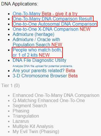 Gedmatch/Genesis   What is it and why am I being asked about